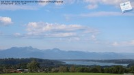 Bad Endorf - View to Wendelstein