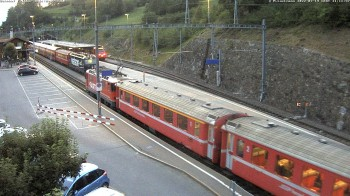 Bahnhof in Filisur