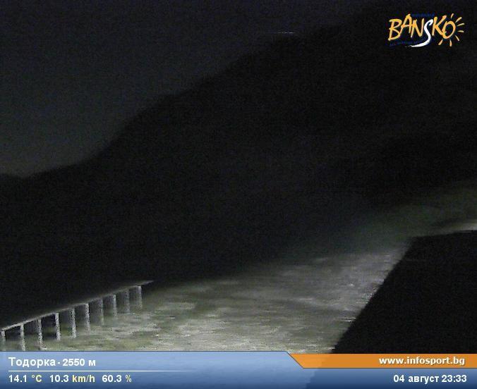 Webcam Bansko Ski Resort Todorka 2527 M  E2 80 A2 Pirin Mountains  E2 80 A2 Livecam  E2 80 A2 Live Stream