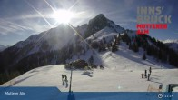Base Station Mutterer Alm: Live Cam