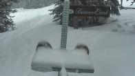 Beaver Creek Schneehöhe