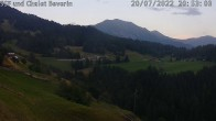Bergbahnen Feldis - Blick auf Casealas/Fulberg