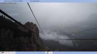 Cortina d'Ampezzo: Ausblick Berghütte Faloria