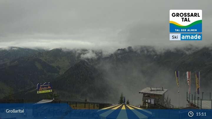 Schneebericht Großarl