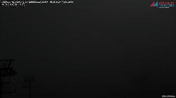 Mölltaler Gletscher: Bergstation Altecklift