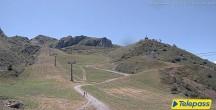 Bergstation Bottero Gondel