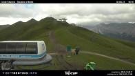 Bergstation Col de Valvacin