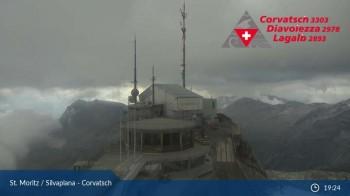 Corvatsch: Bergstation