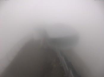 Pitztaler Gletscher: Bergstation der Wildspitzbahn