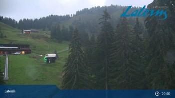 Laterns - Bergstation Gapfohl