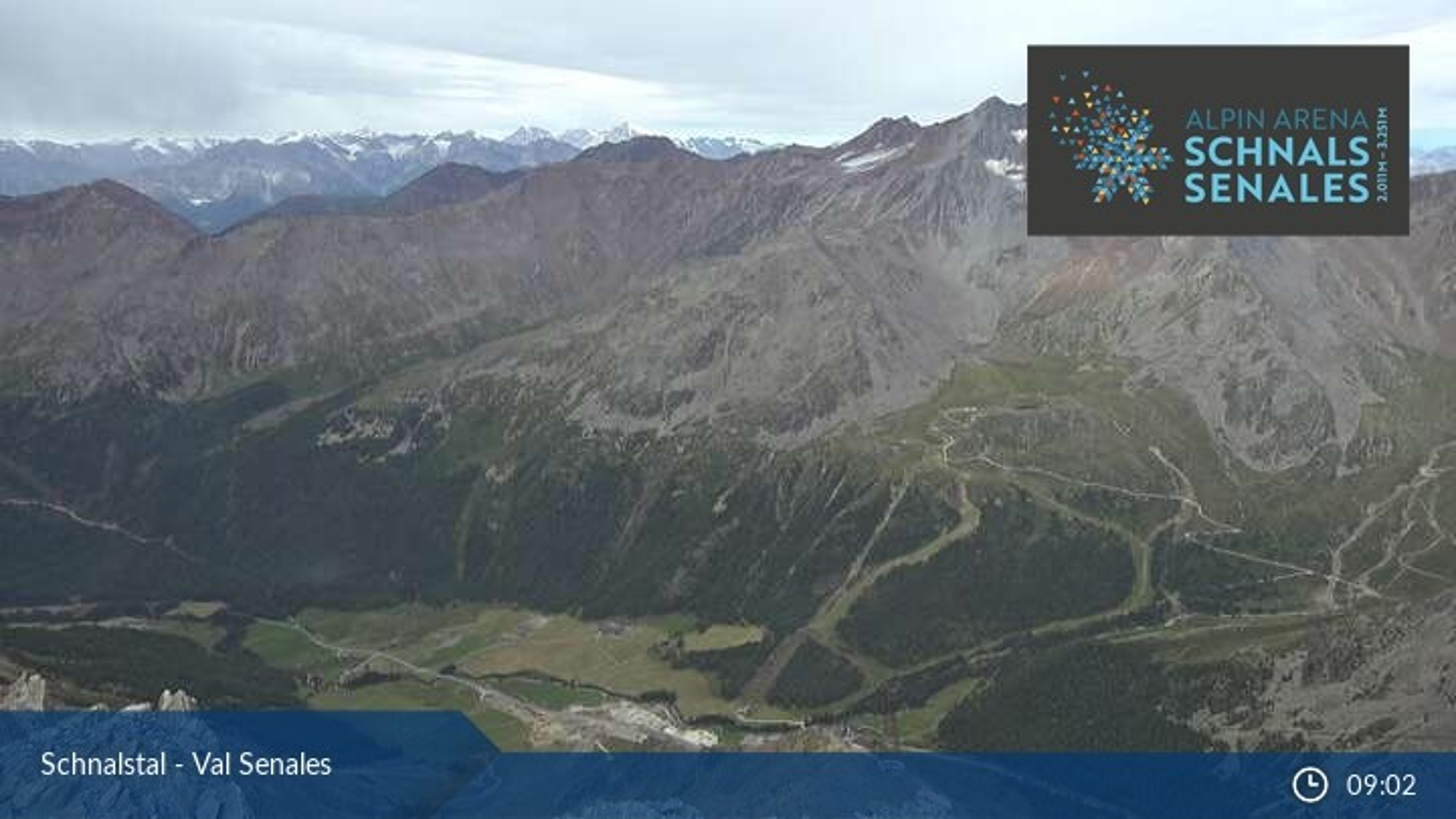 Schnalstaler Gletscher: Bergstation Gletscherbahn