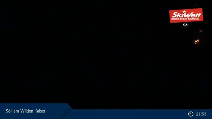 Bergstation Gondelbahn Hochsöll