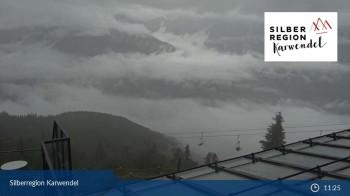 Bergstation Kellerjoch