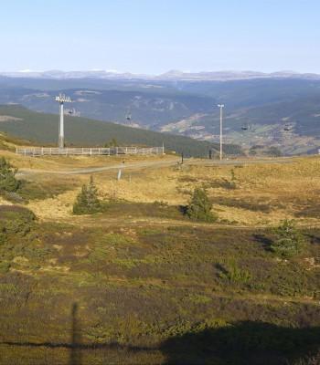 Bergstation Kvitfjell Express