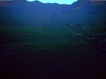 Bergstation Luftseilbahn Wiler-Lauchernalp, Skigebiet Lauchernalp