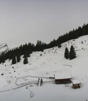 Kandersteg: Bergstation Oeschinensee