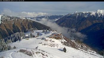 Riesneralm: Bergstation Panoramabahn