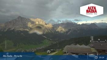 Alta Badia: Bergstation Piz La Ila