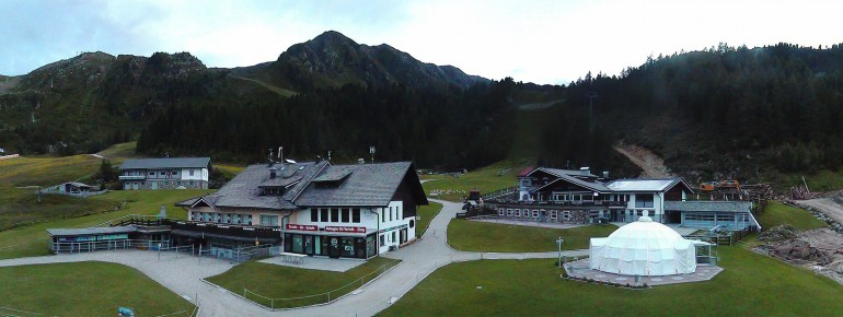 Bergstation Speikboden
