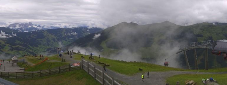 Hinterglemm: Bergstation Zwölferkogel