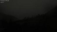 Oberstaufen: Biohotel Schratt - Blick zum Hochgrat