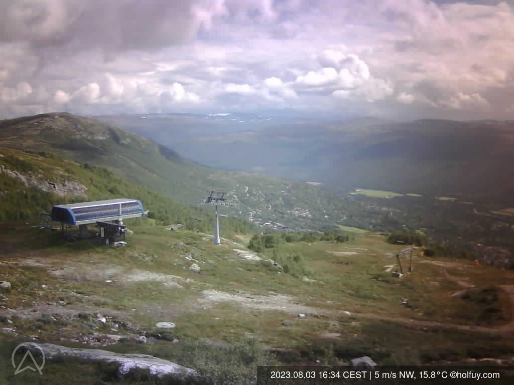 webcam bjorli skisenter as: top station 0 m • oppland • livecam