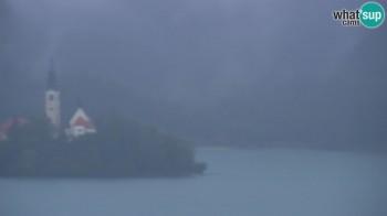 Bled: Blick auf See und Burg