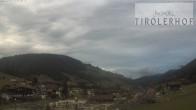Blick auf den Schießhüttlift Oberau