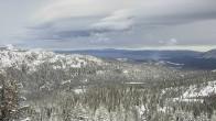 Blick auf den See in Sierra at Tahoe