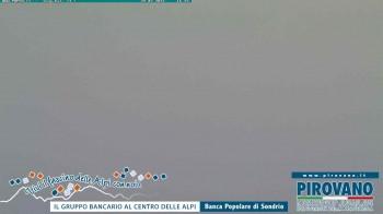 Stilfserjoch: Blick auf die Gletscherpisten