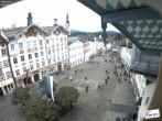 Blick auf die Obere Marktstraße - Bad Tölz