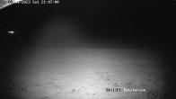 Blick auf die Talstation vom Skilift Dottingen