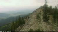 Berggrat Ridge in Bridger Bowl