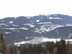Blick vom Getzenberg auf Kiens im Pustertal (Südtirol)