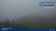 Blick vom Hüttenkogel in Lackenhof Ötscher, Niederösterreich