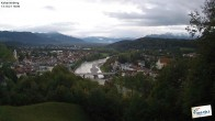 Blick vom Kalvarienberg in Bad Tölz