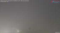 Mölltaler Gletscher: Bergstation Gondelbahn Eissee