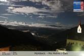Blick von Mühlbach auf Gais (Tauferer Ahrntal, South Tyrol)