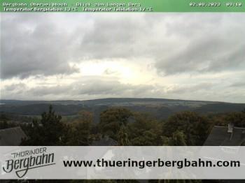 Blick zur Langer-Berg-Region