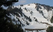 Brauneck Bergstation - Blick auf den Speichersee