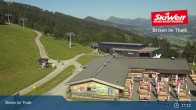 Brixen im Thale - Gondel Bergstation