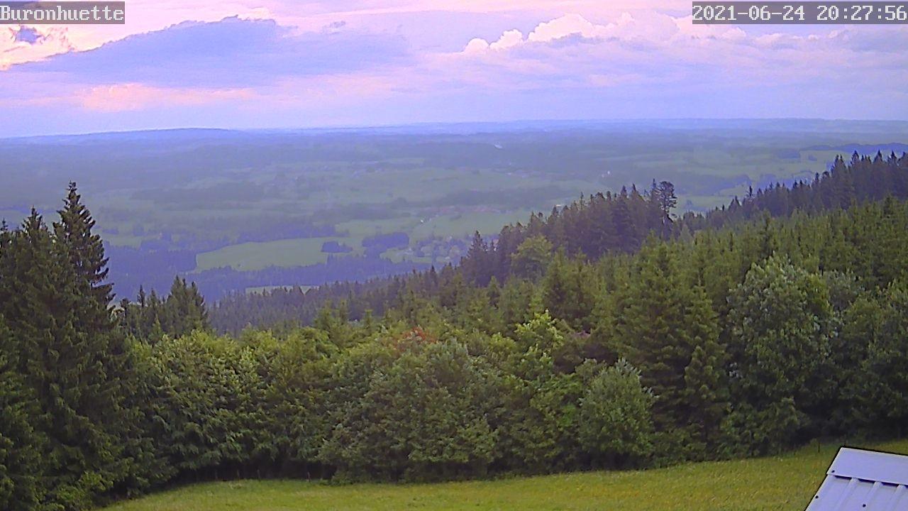 Webcam Buron Hutte 1224 M Allgau Livecam Live Stream