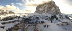 Val Gardena: Ciampinoi Bergstation