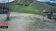 Campo Felice (Italy) – base station chairlift Campo Felice