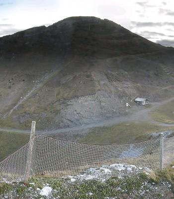 Châtel Rochassons Bergstation
