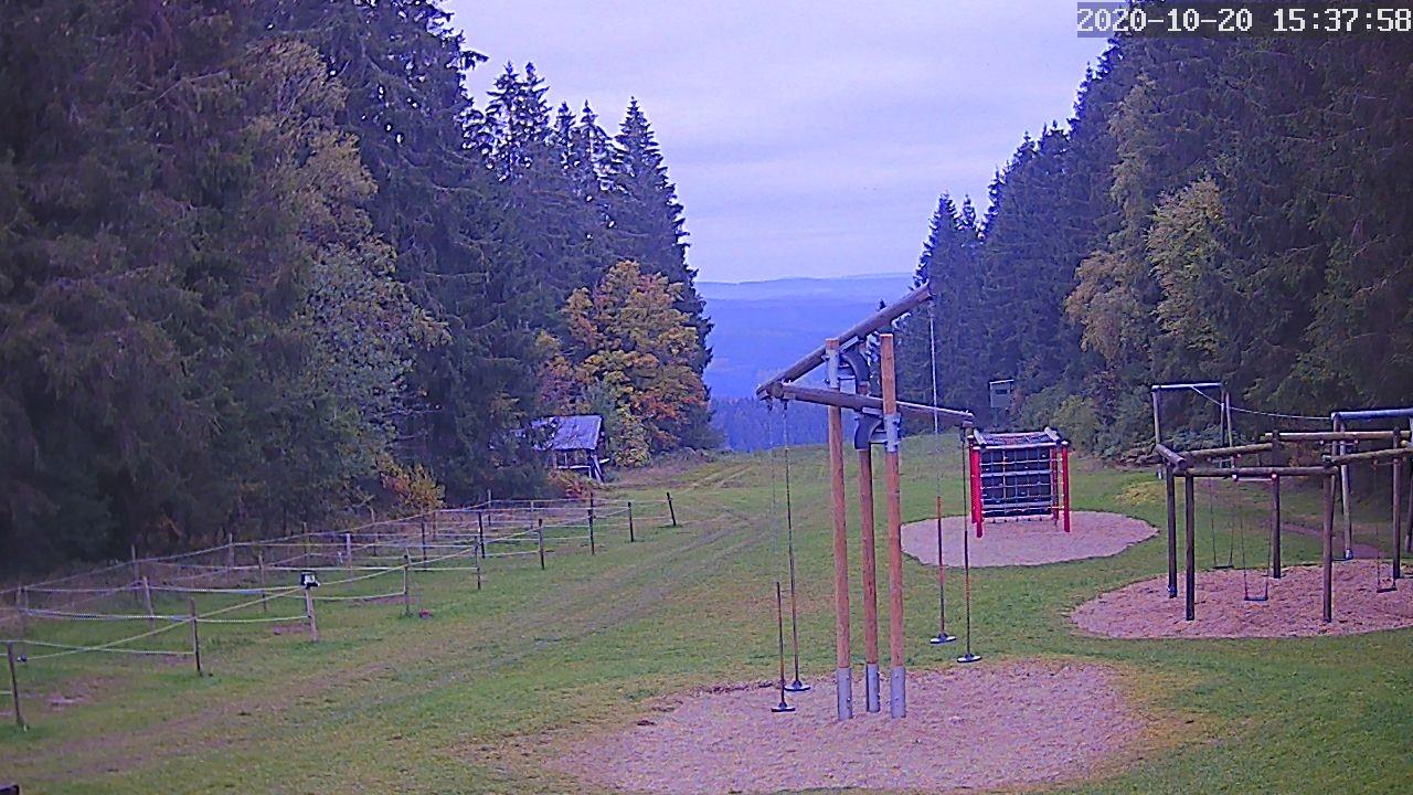 webcam children playground near the valley station in prüm 702 m