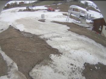 Col du Mollard at Albiez ski resort