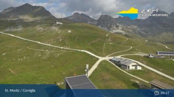 St. Moritz Corviglia - Snow Park