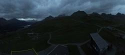Corviglia St. Moritz: Panorama Piz Nair