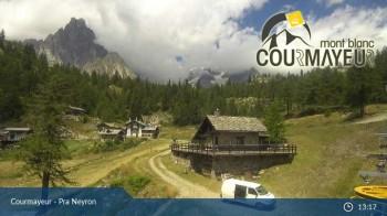 Courmayeur - Pra Neyron